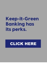 Keep it Green Banking Program